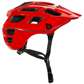SixSixOne Recon Scout Bike Helmet red
